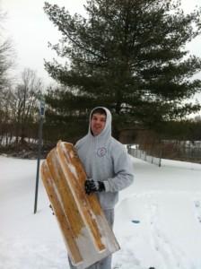 Ben&sled