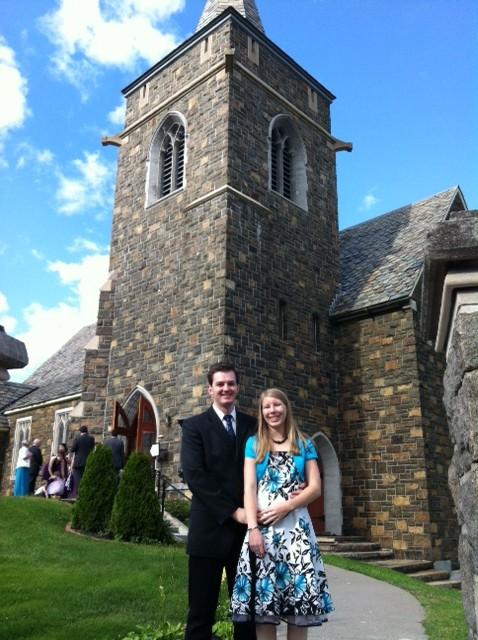 Jeff&Kristina_church