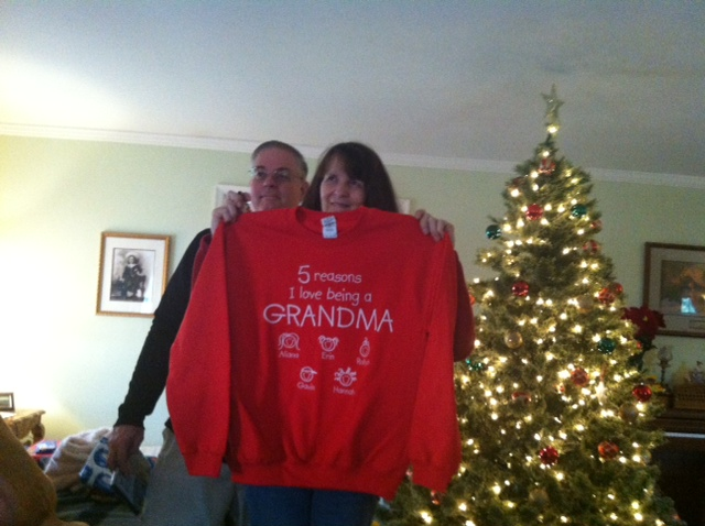 GrandparentSweater