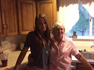 Chelsey&Grandmom