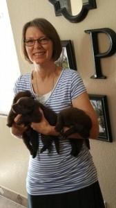 Mom&pups
