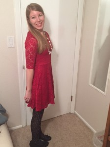 ChristmasDress