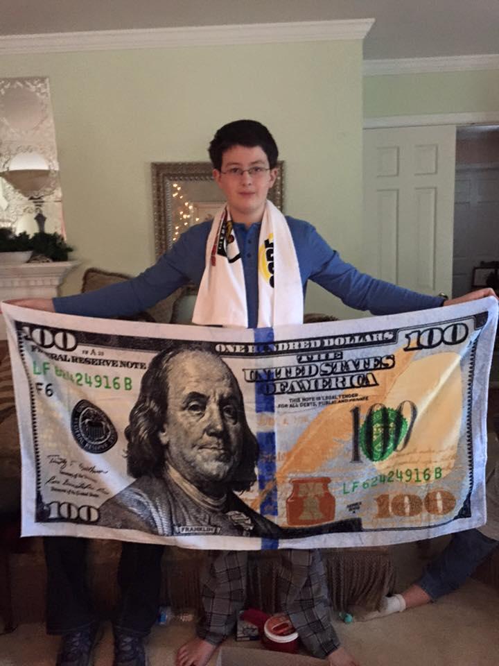 HeAskedFor$100
