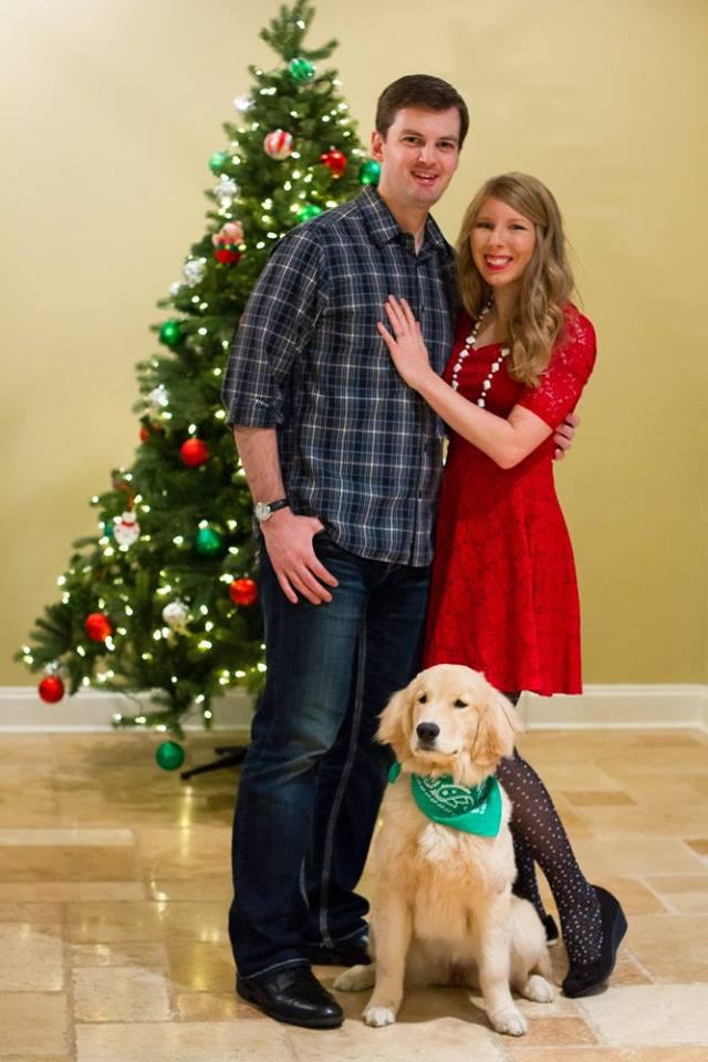 ChristmasTreeWithLena